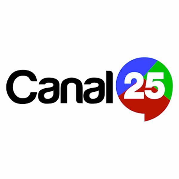 Canal 25 en vivo online